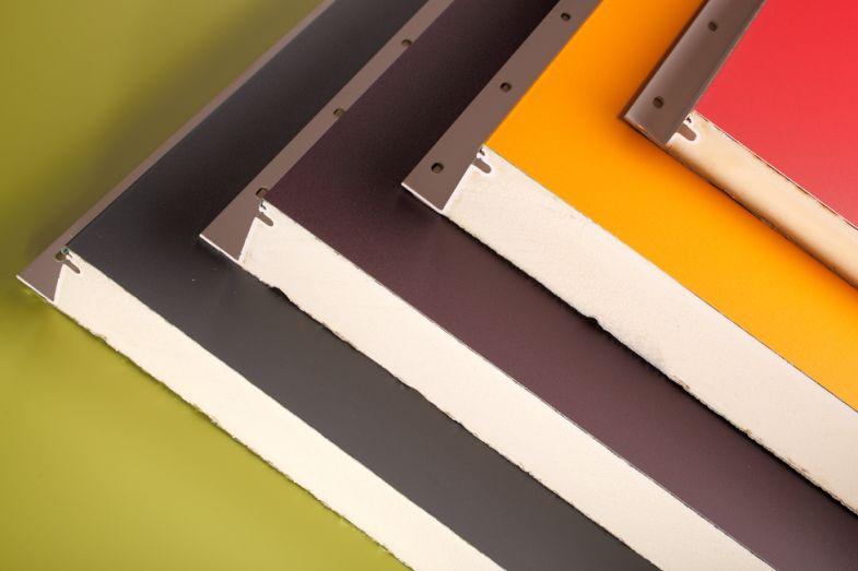 Panneaux isolants polyur thane isolation par l ext rieur for Parement aluminium exterieur