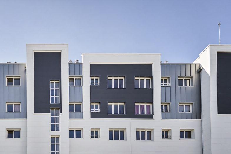 Isolation par l 39 ext rieur effet joint debout par myral for Aide facade