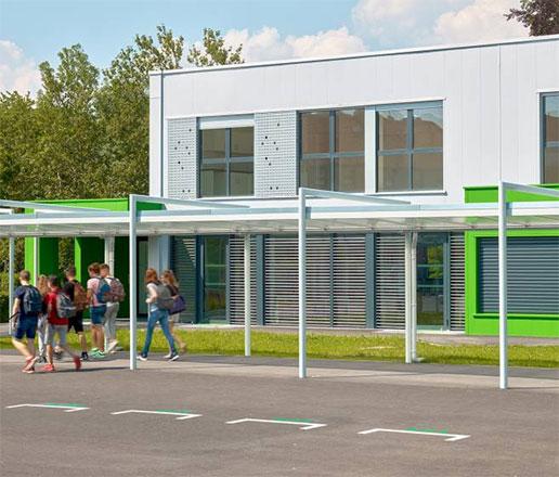 Cité scolaire Erckmann et Chatrian