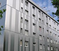 Rénovation d'une résidence en finitions aluminium